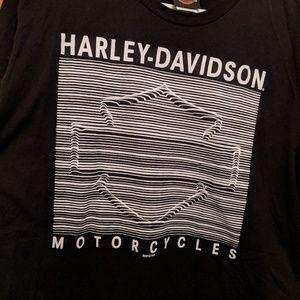 Harley Davidson graphic t shirt in 2X